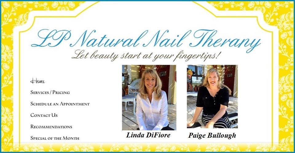 LP Natural Nail Therapy at Yellow House Salon Allen