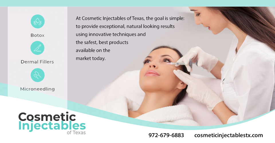 Cosmetic Injectables of Texas at Yellow House Salon Allen
